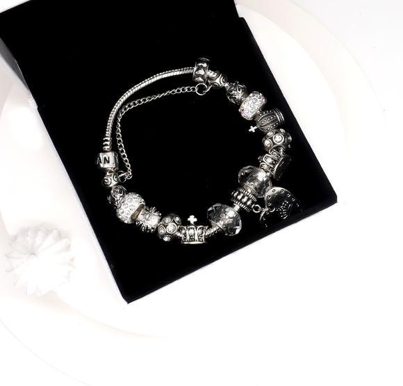 Pandora crystal bracelet